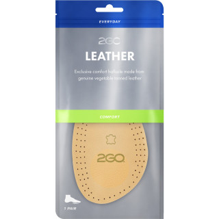 Leather Halfsole For High Heels