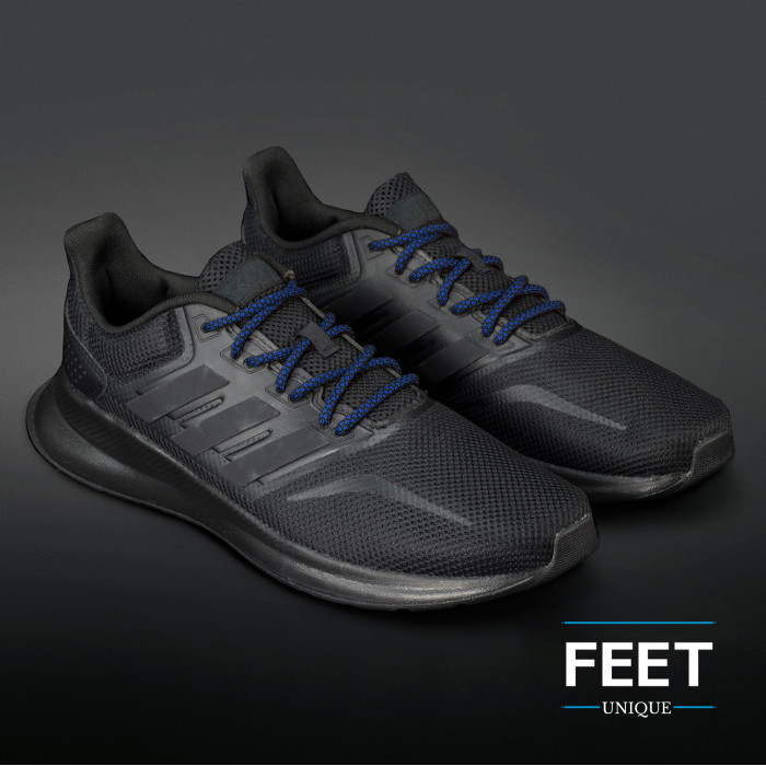 Adidas Yeezy - Rope Laces Black and Blue