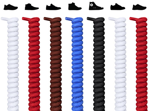 Curly Shoelaces