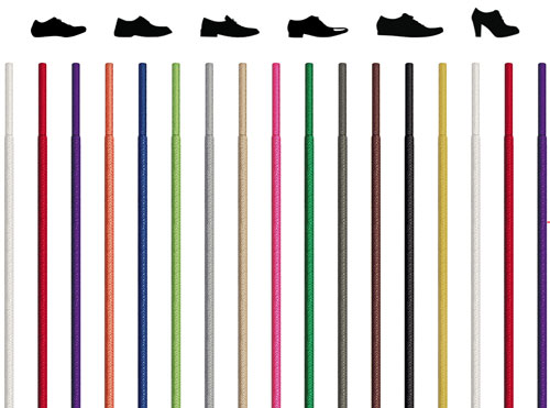 Dress Shoelaces
